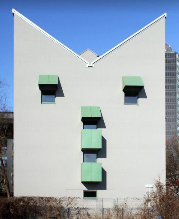 Pareidolia - casas - 19