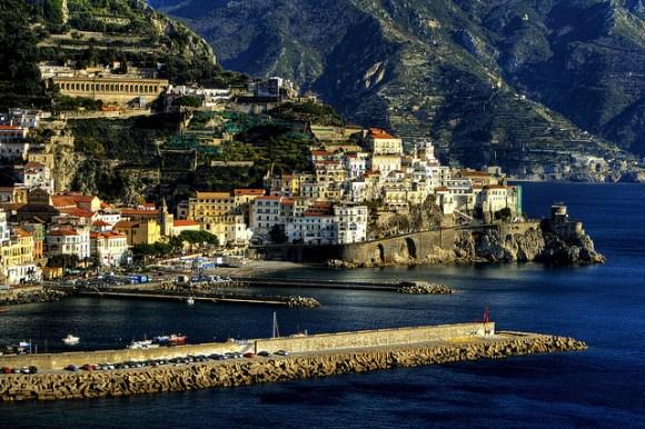 Costa Amalfitana - Itália 3