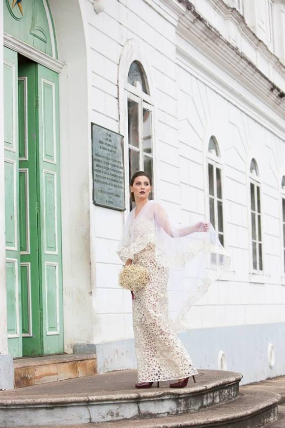Vestidos de noiva com sacos de cimento 2