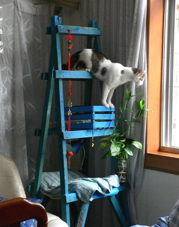 Móveis de escada 11
