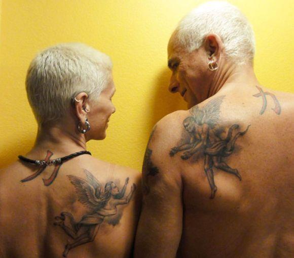 Pessoas mais velhas com tatuagem 14