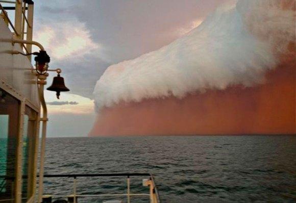 Tempestade de areia 3