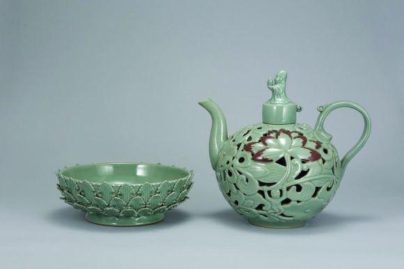 Cerâmica - Mr. Kim Seong-tae