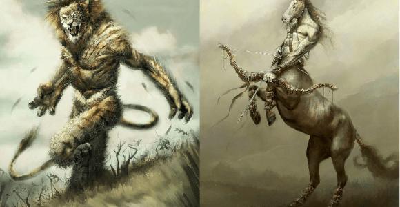 Artista faz fantástica releitura sombria dos signos do zodíaco