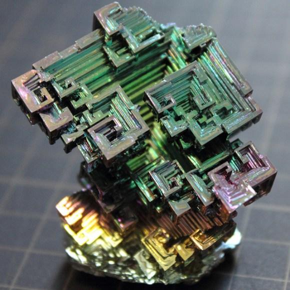 cristal de bismuto 1