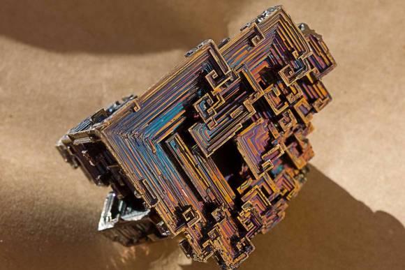 cristal de bismuto 5