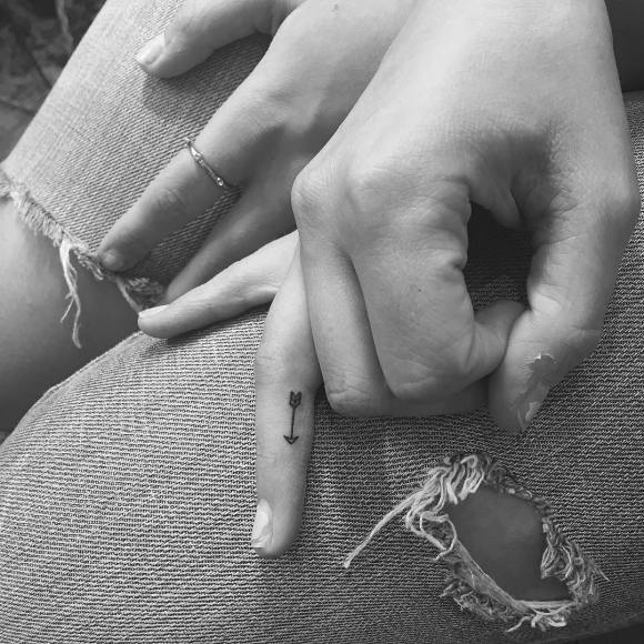 Tatuagens minimalistas 11
