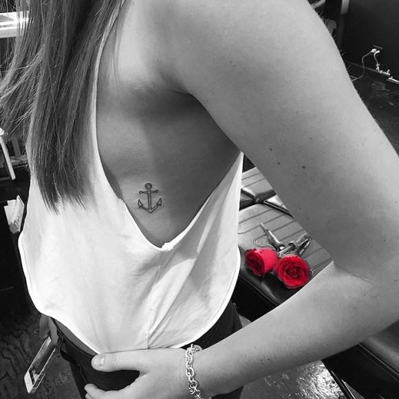 Tatuagens minimalistas 15