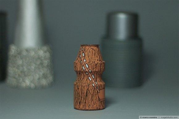 Yakult Parade Star Wars - chewbacca