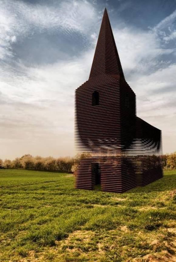 Igreja diferente 3