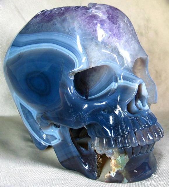 Crânio de cristal 01