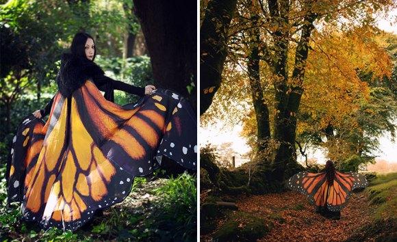 Lenço borboleta 11