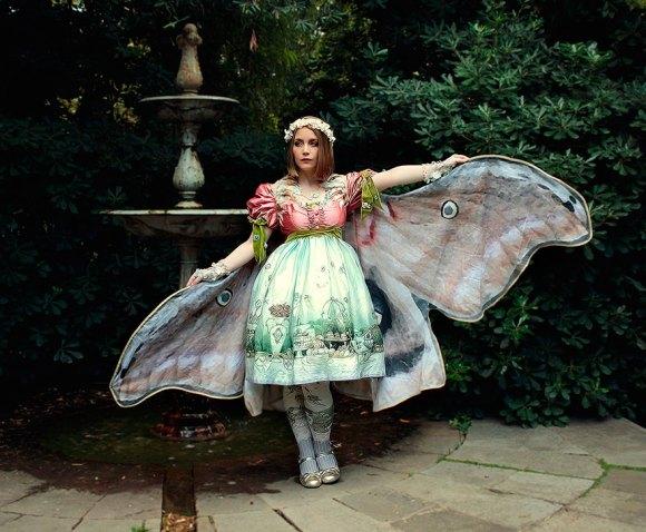 Lenço borboleta 12