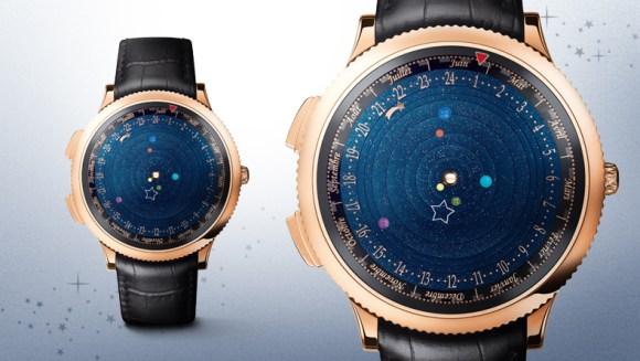 Relógio planetário 3