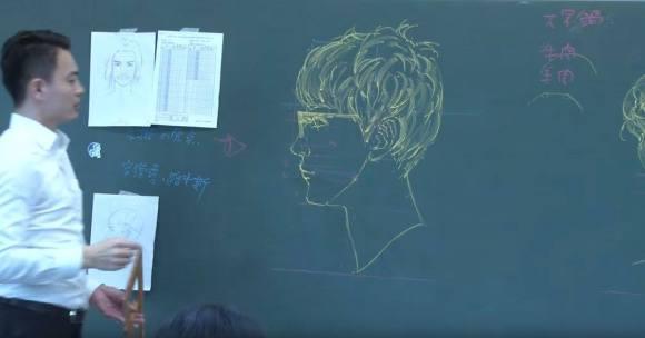 Desenhos de anatomia 4