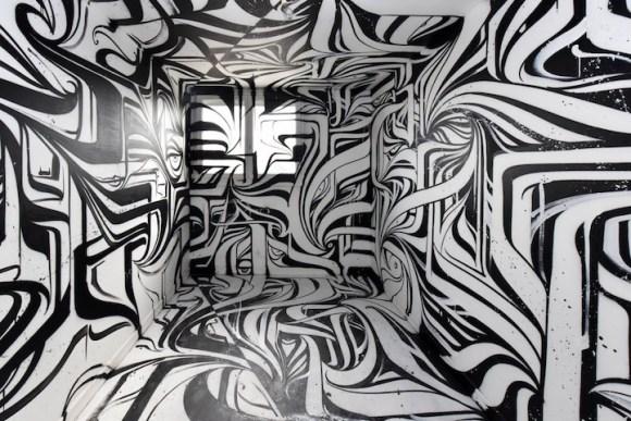 Grafite 3D parece portal 10