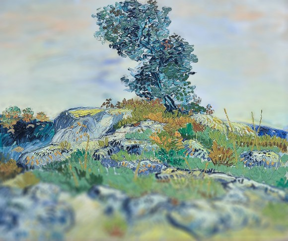 Van Gogh em tiltshift 15
