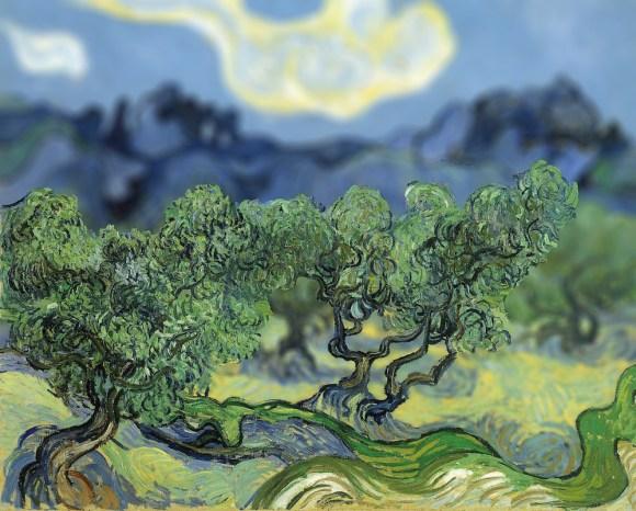 Van Gogh em tiltshift 9