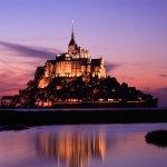 パリからモンサンミッシェルへの行き方と日帰りバスツアー!
