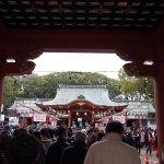 兵庫県神戸の初詣に人気の神社ベスト3!