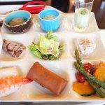 箱根小涌園ホテルのグランヴェールで夕食バイキング!