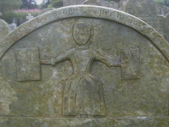 Lydford grave