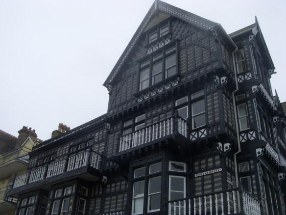 Fantastic houses.