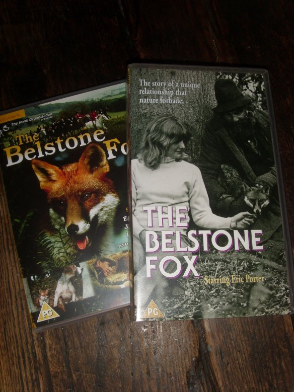 'The Ballad of the Belstone Fox' written by David Rook.
