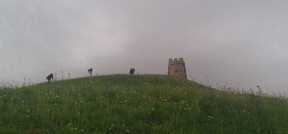 Pilgrims - Glastonbury Tor 3rd June 2017