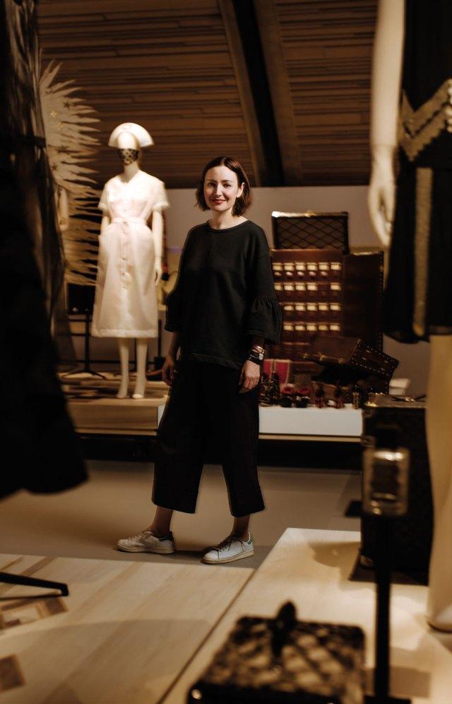 Judith Clark at Asnières: The Heart of Louis Vuitton (via Louis Vuitton)