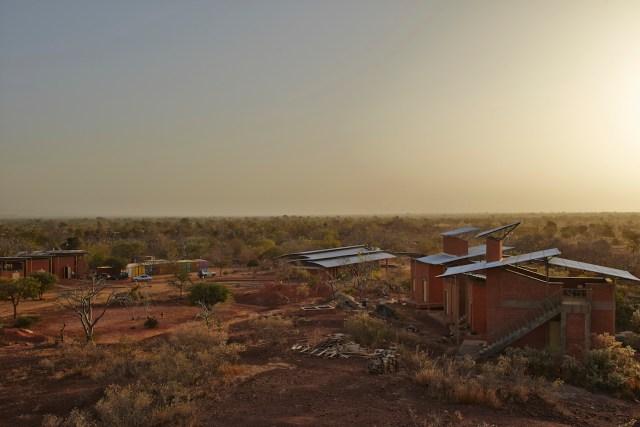 Operndorf Afrika, Burkina Faso, December 2015 (via Lennart Laberenz)