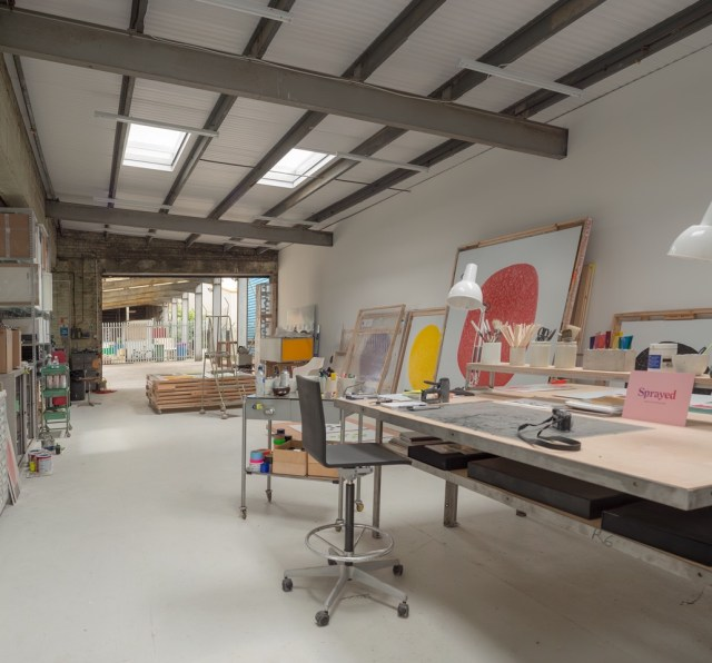 Brickfield Studios E3 - SPACE (Photography Chris Dorley Brown)