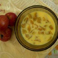 Kerala Style Apple Pudding