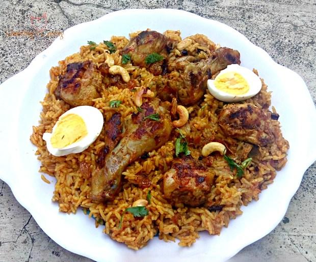 Chicken Kabsa2