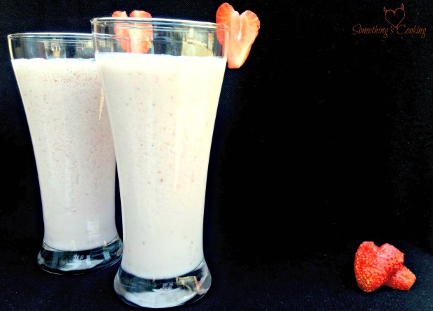 Strawberry Milkshake3
