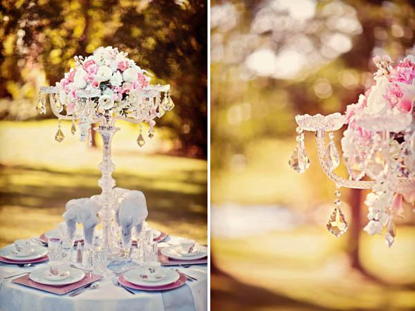 pink candy wedding inspiration shoot
