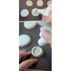 Small Crop Of Wedding Cake Cookies