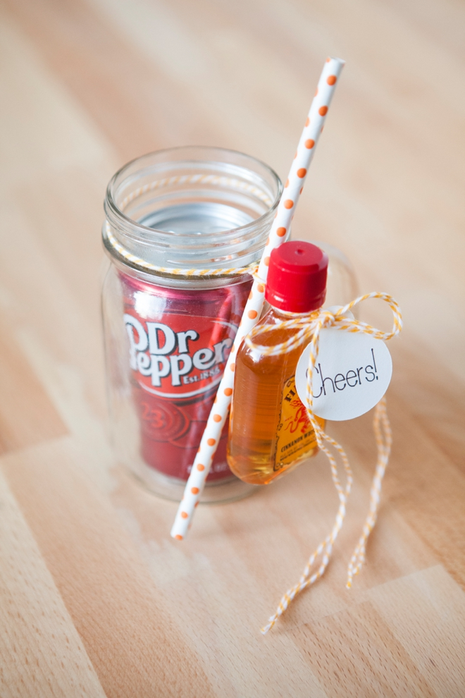 The original diy mason jar cocktail gifts for What s in a melon ball drink