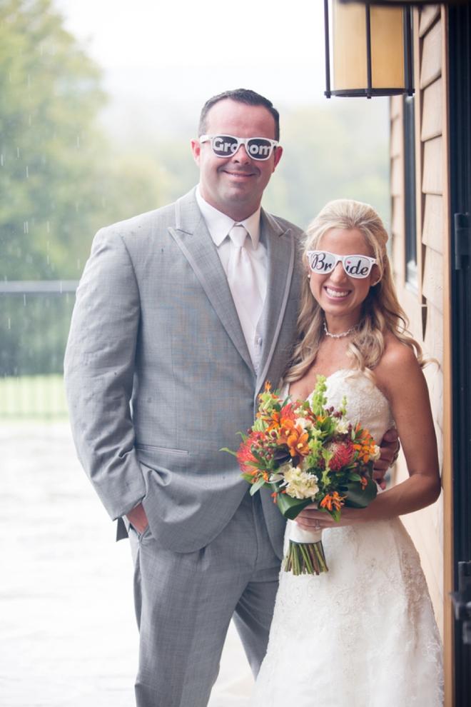Bride and Groom sunglasses