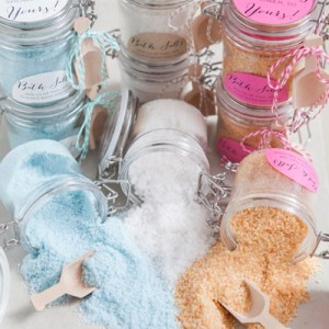How to make the best Bath Salts ever.
