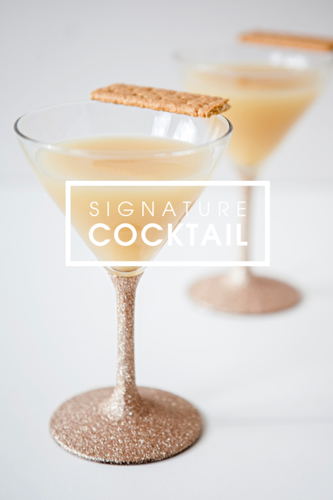 Key Lime Pie - Signature Wedding Cocktail