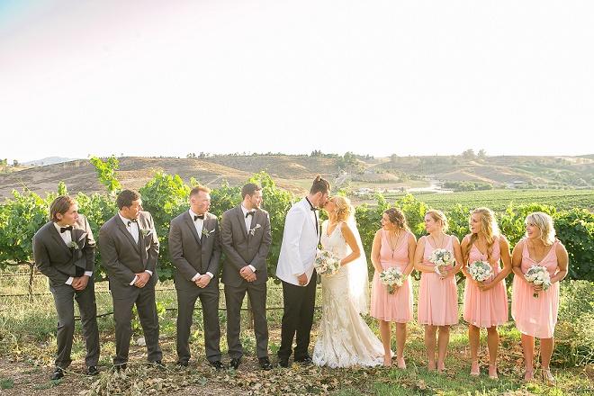 Darling bridal party!