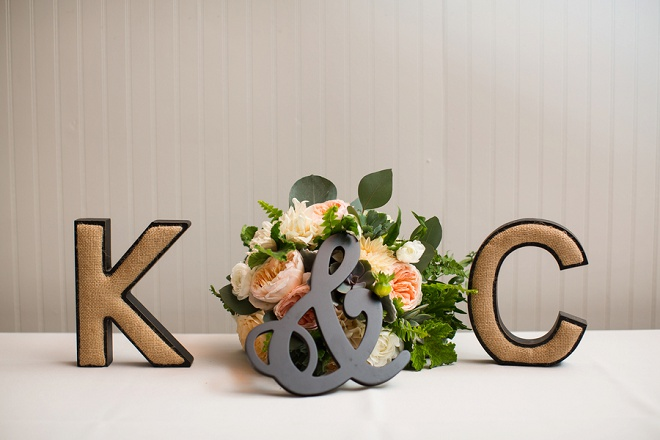 Loving these details at this rustic DIY wedding!