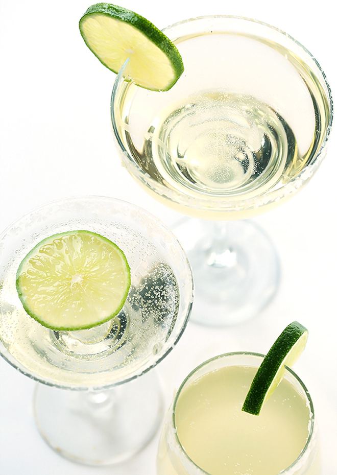 Awesome Champagne Margarita Recipe