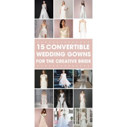Superb Size Convertible Wedding Dress Ball Gown To Mermaid Convertible Wedding Gown Check Out Se Wedding Convertible Wedding Dress