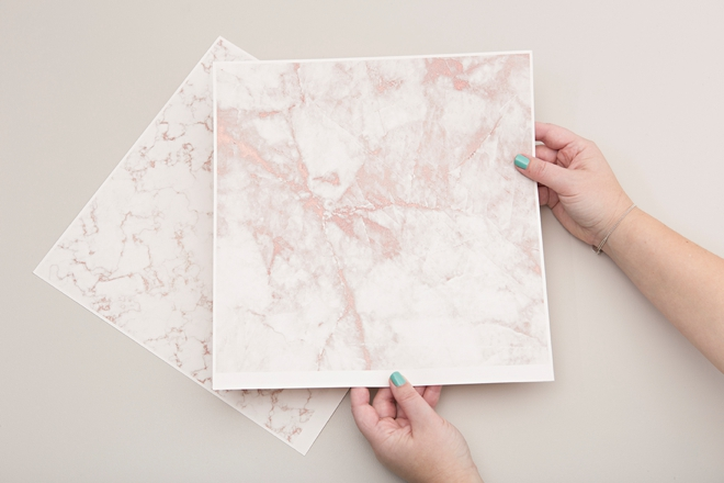 Gorgeous printable marble paper from BeracaInk on Etsy!