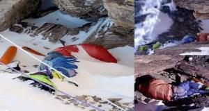 http://sometimes-interesting.com/2011/06/29/over-200-dead-bodies-on-mount-everest/