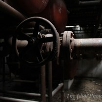 Gary Indiana Sheraton Hotel Boiler Room