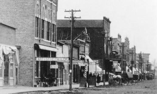 Butte, Montana (circa 1922)