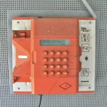 Valdanos Resort Reception payphone